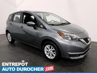Used 2017 Nissan Versa Note SV - Bluetooth - Caméra de Recul - Climatiseur for sale in Laval, QC
