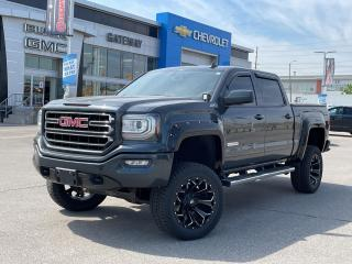 Used 2017 GMC Sierra 1500 SLE / NEW TIRES /  6' LIFT / CREW CAB / 5.3 L V8 / for sale in Brampton, ON