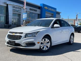 Used 2015 Chevrolet Cruze 1LT / BLUETOOTH / SUPER COMMUTER / AUTOMATIC / for sale in Brampton, ON