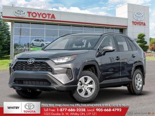 New 2021 Toyota RAV4 LE AWD for sale in Whitby, ON