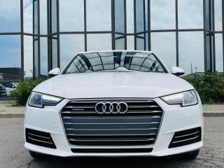 Used 2017 Audi A4 4dr Sdn Auto Komfort quattro for sale in Brampton, ON