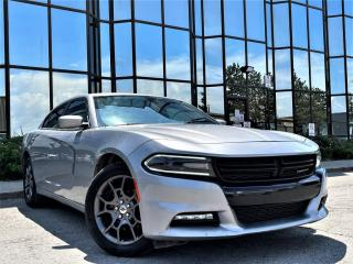 Used 2018 Dodge Charger GT |AWD| HEATED SEATS|SUNROOF|REAR VIEW|SUPER TRACK PAK for sale in Brampton, ON