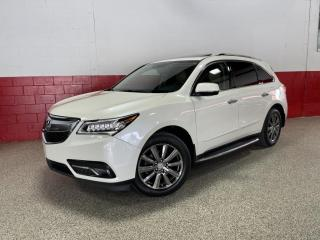 Used 2015 Acura MDX SH-AWD TECH PKG NAVIGATION DVD ENTERTAINMENT for sale in North York, ON
