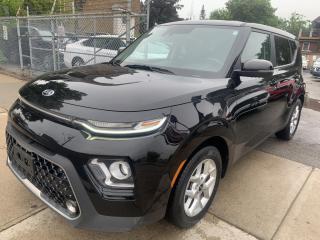 Used 2020 Kia Soul IVT for sale in Hamilton, ON