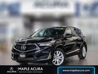 Used 2019 Acura RDX Tech for sale in Maple, ON