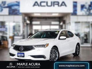 Used 2019 Acura TLX Tech for sale in Maple, ON