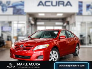 Used 2010 Toyota Camry LE for sale in Maple, ON