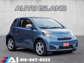 Used 2012 Scion iQ 3dr HB for sale in North York, ON
