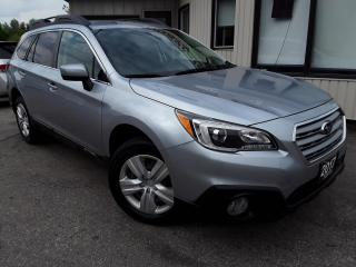 Used 2017 Subaru Outback 2.5i - BACK-UP CAM! HEATED SEATS! AWD! for sale in Kitchener, ON