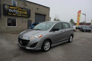Used 2015 Mazda MAZDA5 TOURING/PARKING SENSORS/SUNROOF/ACCIDENT FREE for sale in Newmarket, ON