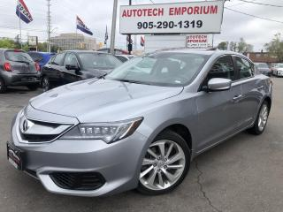 Used 2017 Acura ILX w/TECHNOLOGY Navigation/Lane Keeping/Remote Start for sale in Mississauga, ON