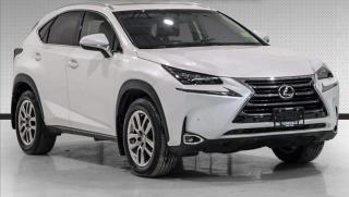 Used 2016 Lexus NX 200t AWD Navigation, Camera, Roof, No Accidents for sale in Vaughan, ON