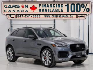 Used 2018 Jaguar F-PACE S AWD for sale in Vaughan, ON