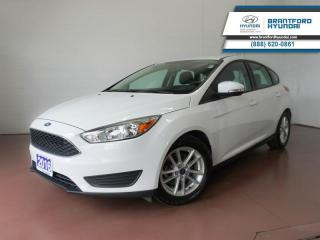 Used 2016 Ford Focus 1 OWNER | BLUETOOTH | BACK UP CAM | HTD SEATS  - $86 B/W for sale in Brantford, ON