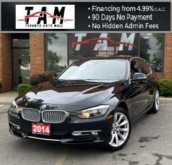Used 2014 BMW 3 Series 320i NAVI Sunroof Heated Steering Rear PDC for sale in North York, ON
