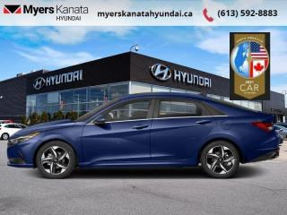 New 2021 Hyundai Elantra N-Line DCT  - $215 B/W for sale in Kanata, ON