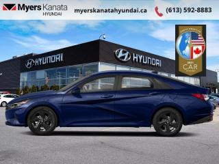 New 2021 Hyundai Elantra Preferred w/Sun & Tech Package IVT  - $185 B/W for sale in Kanata, ON