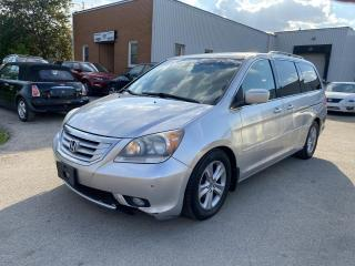 Used 2010 Honda Odyssey Touring for sale in Oakville, ON