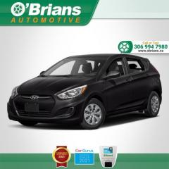Used 2016 Hyundai Accent GL for sale in Saskatoon, SK
