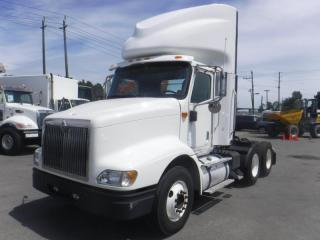 Used 2006 International 9200i Highway Tractor Day Cab with Air Brakes Diesel for sale in Burnaby, BC