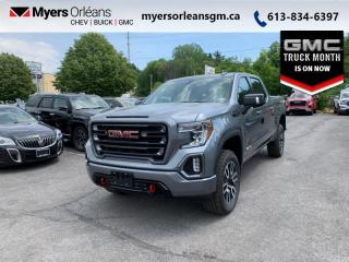 New 2021 GMC Sierra 1500 AT4  - Leather Seats - Sunroof for sale in Orleans, ON