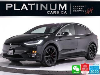 Used 2017 Tesla Model X P100D, AWD, 6 PASS, ENHANCED AUTOPILOT, LUDACRIS for sale in Toronto, ON