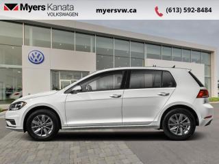 Used 2021 Volkswagen Golf Comfortline  - Navigation for sale in Kanata, ON