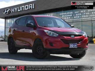 Used 2014 Hyundai Tucson GL  - Bluetooth - $97 B/W for sale in Nepean, ON