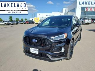 New 2021 Ford Edge ST  - Heated Seats -  Memory Seats - $355 B/W for sale in Prince Albert, SK