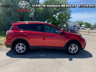 Used 2017 Toyota RAV4 XLE  - Low Mileage for sale in Steinbach, MB