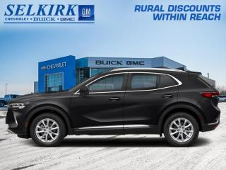New 2021 Buick Envision Essence  - Leather Seats -  Heated Seats for sale in Selkirk, MB