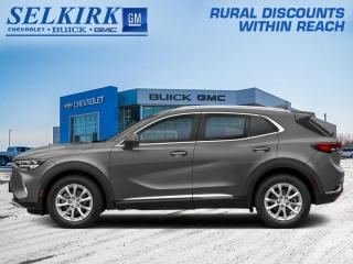 New 2021 Buick Envision Avenir for sale in Selkirk, MB