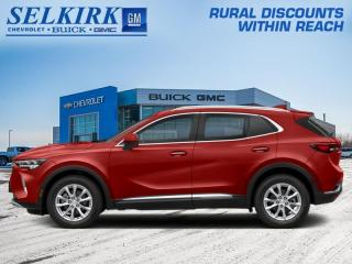 New 2021 Buick Envision Essence for sale in Selkirk, MB