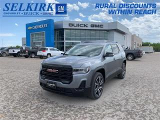 New 2021 GMC Acadia SLE  - Power Liftgate for sale in Selkirk, MB