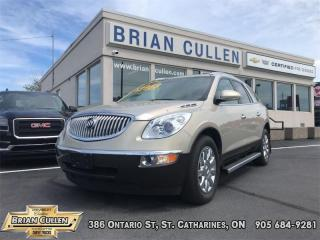 Used 2012 Buick Enclave CXL1 for sale in St Catharines, ON
