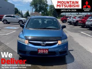 Used 2010 Honda Civic Sedan DX-G for sale in Mount Hope (Hamilton), ON