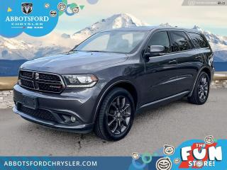 Used 2017 Dodge Durango R/T  - Navigation -  Leather Seats - $316 B/W for sale in Abbotsford, BC