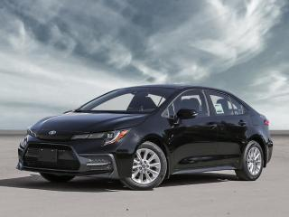 New 2021 Toyota Corolla SE Upgrade for sale in North Bay, ON