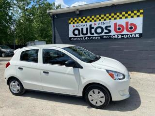 Used 2015 Mitsubishi Mirage for sale in Laval, QC