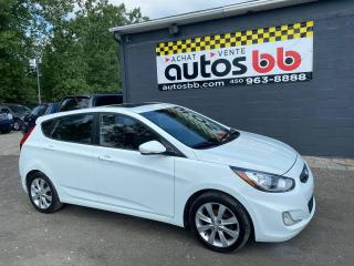 Used 2013 Hyundai Accent Manuelle for sale in Laval, QC