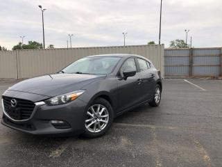 Used 2018 Mazda MAZDA3 GS Hatchback for sale in Cayuga, ON