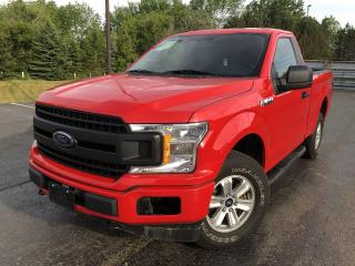 Used 2018 Ford F-150 XL SPORT REG CAB 4WD for sale in Cayuga, ON
