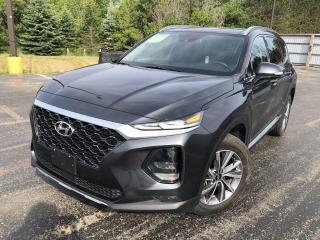 Used 2020 Hyundai Santa Fe PREFERRED HTRAC AWD for sale in Cayuga, ON