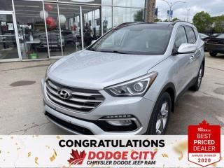 Used 2017 Hyundai Santa Fe Sport Luxury-AWD,Accident Free,Nav,Htd.Seats/Wheel for sale in Saskatoon, SK
