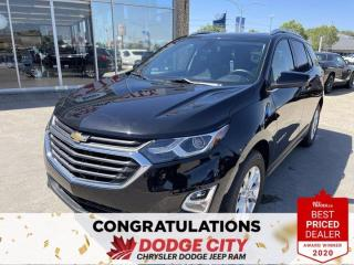 Used 2018 Chevrolet Equinox LT-AWD,Accident Free,Htd Seats,Remote Start,WI-FI for sale in Saskatoon, SK