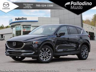 New 2021 Mazda CX-5 Signature for sale in Sudbury, ON