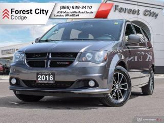 Used 2016 Dodge Grand Caravan R/T FWD 3.6L ( CLEAN CARFAX ) for sale in London, ON