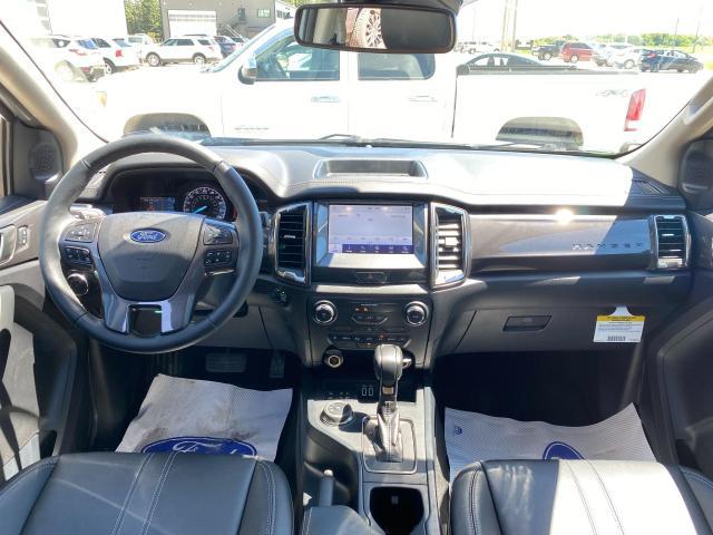 2021 Ford Ranger LARIAT 4WD SUPERCREW 5' BOX