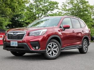 Used 2021 Subaru Forester CONVENIENCE PKG AWD EyeSight 2.5L 4Cyl Automatic for sale in Ottawa, ON