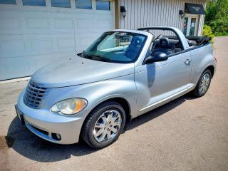 Used 2007 Chrysler PT Cruiser for sale in Orillia, ON